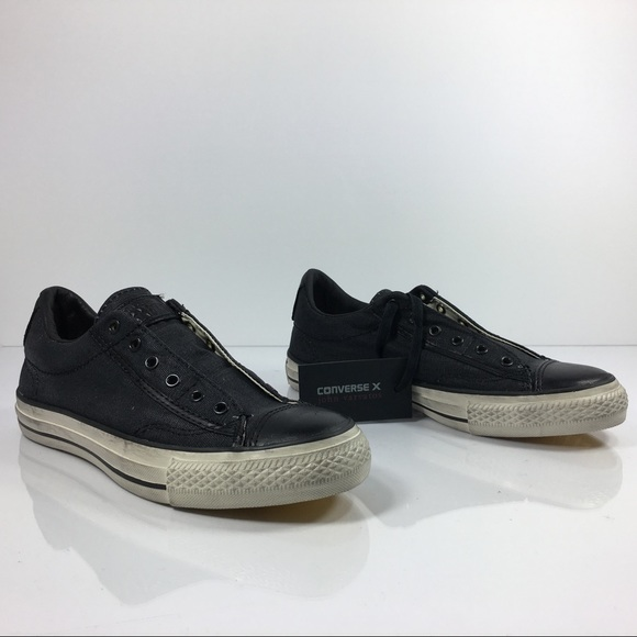 51f3ac719e2b Converse X John Varvatos OX Vintage Slip-On Black